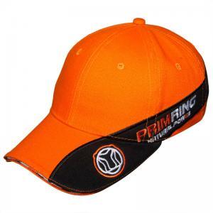 China Orange Custom Cotton Baseball Caps Snapback Baseball Hats 6 Panel wholesale