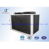 China Parallel Danfoss Air Cooled Condensing Units , Cold Rooms R22 Condensing Unit wholesale