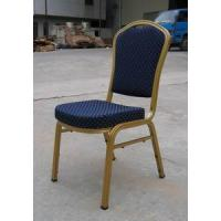 China aluminum stackable banquet chair wholesale