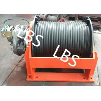 China Hydraulic Anchor Winch With Flange / Electric Anchor Winch For Small Boats wholesale