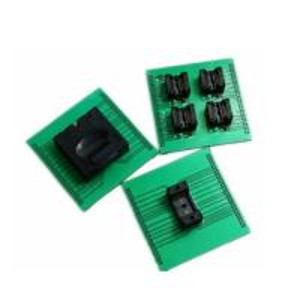 China UP818 UP828 BGA105 programming socket BGA105 solder adapter wholesale