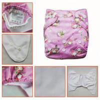 China Bamboo Fabric Cloth Baby Diaper from China wholesale