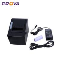 China Usb Fast Printing 80mm Thermal Printer Compatible With Epson ESC / POS wholesale
