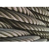 China  Compsensating Rope Elevator Steel 8 x 19 wire rope For lifting  for sale