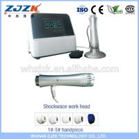 Wholesale Newest Easy Control Shockwave Physical Therapy Machine for Body Pain Relief with best Factory Price-SW5S from china suppliers