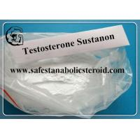 China Natural Muscle Growth Testosterone Steroid Powder Sustanon CAS 57-85-2 wholesale