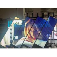 China High Definition Indoor Video Poster LED Display Lightweight Aluminum Front Service wholesale