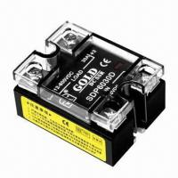 China DC SSR Solid-state/Power/Module Relay, 47 or 63Hz Frequency Range wholesale