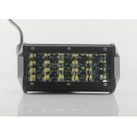 China Spot Flood Combo Vehicle Led Light Bar 72W WaterproofCREE Chip 13.5Inch For Jeep wholesale