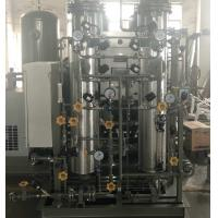 China Stainless Steel Regenerative Desiccant Dryers External 5-5000Nm3/H Capacity wholesale