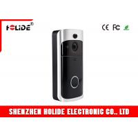 China 720P Visual Real Time Wireless Doorbell Camera Two Way Audio High Resolution Waterproof Door Bell Camera wholesale