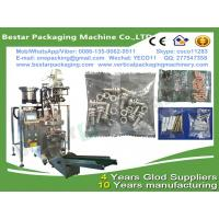 Quality Bestar hardware,screws ,nuts ,bolts ,nail counting and packing machine with two for sale