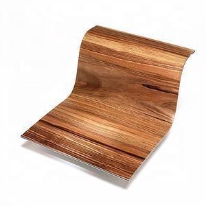 China CE ASTM 1220mm*2440mm Wooden Aluminum Composite Panel wholesale