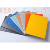 Quality High Strength  Aluminum Composite Wall Panels For Cladding Decoration for sale