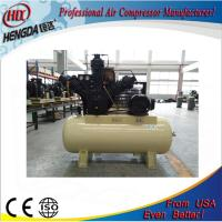 China Low Pressure 7.5kw Piston Air Compressor With Precision Filter wholesale