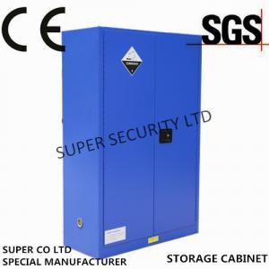 China Steel Corrosive Storage Cabinet, acid liquid storage in labs,university, minel on sale