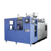 China Detergent Container Extrusion Blow Molding Machine , Plastic Bottle Manufacturing Plant wholesale