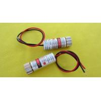 China 650nm 5mw Adjustable Focusing Red Line Laser Module wholesale