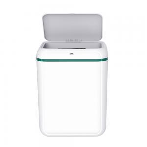 China 10L Intelligent Touchless Kitchen Trash Can Automatic Sensing Waterproof wholesale