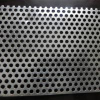 China Perforated stainless steel sheet wholesale