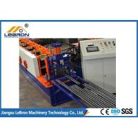 China High Strength Aluminum Roll Forming Machines 30kW Main Power PLC Controller System wholesale