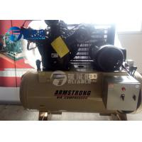 China Safety Industrial Air Compressor 1.2 - 6.4 M3 / Min Capacity For Bottle Making Machine wholesale
