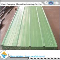 China Building Aluminum Corrugated Roofing Sheet / Roofing Plate with PVDF Coating wholesale
