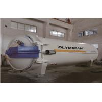 China Large - Scale Steam Chemical Autoclave Lamination / Auto Clave Machine Φ3.2m wholesale