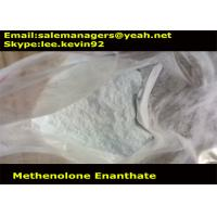 Buy cheap 99% Purity Raw Steroid Powders CAS303-42-4 Methenolone Enanthate Bodybuilding / from wholesalers