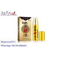 Wholesale God Oil India Men Delay Spray Prevent Premature Ejaculation Penis Extender Enlargement from china suppliers