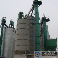 China Cement Industry Belt Type Bucket Elevator For Conveying Particles Material on sale