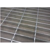 China Low Carbon Steel Expanded Metal Grating 8X8mm Round / Twisted Bar Durable wholesale