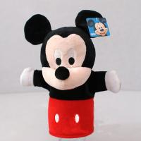 Buy cheap Lovely Mickey Mouse Minnie Mouse Plush Hand Puppets For Promotion Gifts from wholesalers