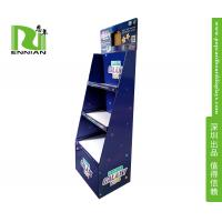Wholesale Children Learning Game Cardboard Floor Displays , Cardboard Product Display With Lcd Window from china suppliers