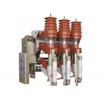 China High Voltage Load Switch 31.5kA 12kv , Indoor Vacuum Circuit Breaker For Railway wholesale