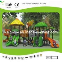 China Naughty Boy Nature Series Outdoor Playground Equipment (KQ10150A) wholesale