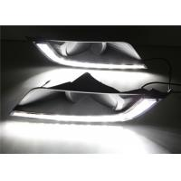 China Fog Lamp Frame LED Daytime Running Lights Fit Ford Ranger T7 2015 Auto Parts on sale