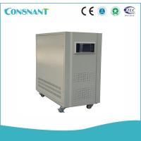 China One Phase Servo Motor Voltage Stabilizer With 2MΩ Insulation Resistance wholesale
