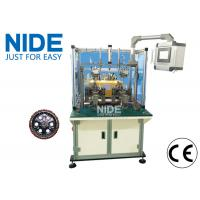 China 220v Power Electric Automatic Motor Winding Machine Double Stations 700kg wholesale