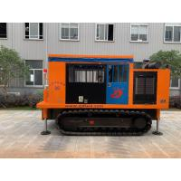 China CPT Full Hydraulic Cabin Engineering Cone Penetration Test Apparatus Reliable Performance wholesale