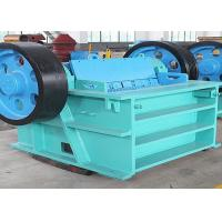 China PE250×750 Jaw Crusher  higher feeding capacity and productivity machine wholesale