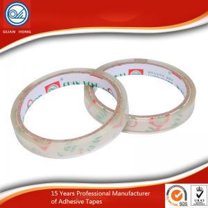China Waterproof BOPP Packaging Tape , Professional 40mic Custom Packing Tape wholesale