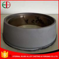 China Open Die Forging Process 3mm Thick Coating 316L Customized Forging Adapter Parts ASTM A297 HP EB3387 on sale