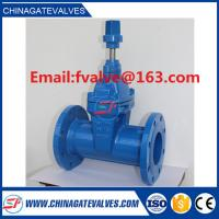 BS5136/5150 Ductile Iron Gate Valve DIN4 gate valve with high quality