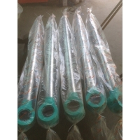 China sk200-8 bucket hydraulic cylinder rod Kobelco construction machinery spare parts high quality cylinder wholesale