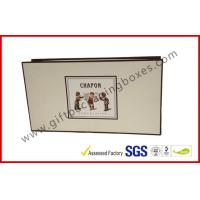 China Clear Windows Chocolate Packaging Boxes , Special Cake Gift Box wholesale