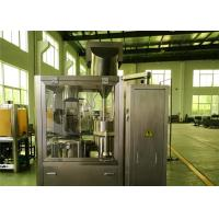 China NJP Series Pharmaceutical Auto Capsule Filling Machines with Different Capacity wholesale