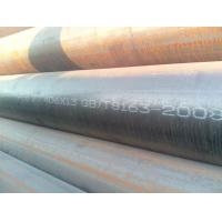 China Outside 406 Diameter Seamless Carbon Mild Steel Pipe GB/T 8163-2008 on sale