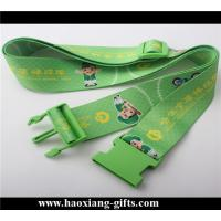 China custom heat transfer priting logo 25*900mm Popular Woven Lanyard For Promotion wholesale
