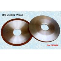 China Resin Bond CBN Grinding Wheels - CBGW04 wholesale